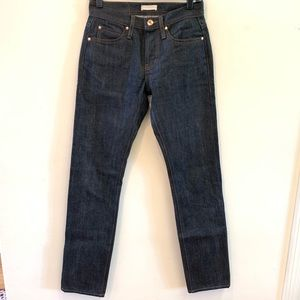 Unbranded UB101 Skinny Fit Raw Selvedge Jeans NWOT